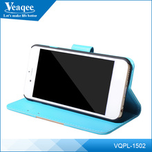 Veaqee Wholesale Hot Selling Custom Elegant Ladies Leather Mobile Cell Phone Case For Iphone 6