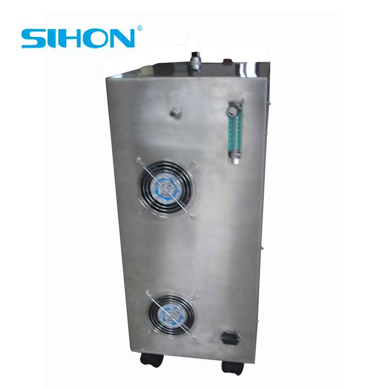5g ozone machine with air for water treatment for household use