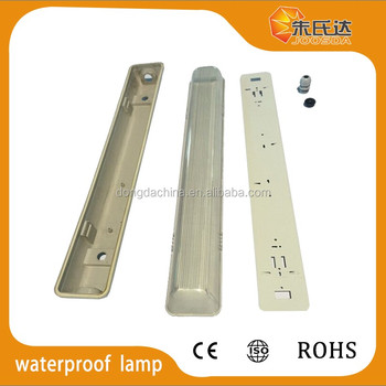 IP65 fixture of T5 28W waterproof lighting led tri proof in wet dusty environments