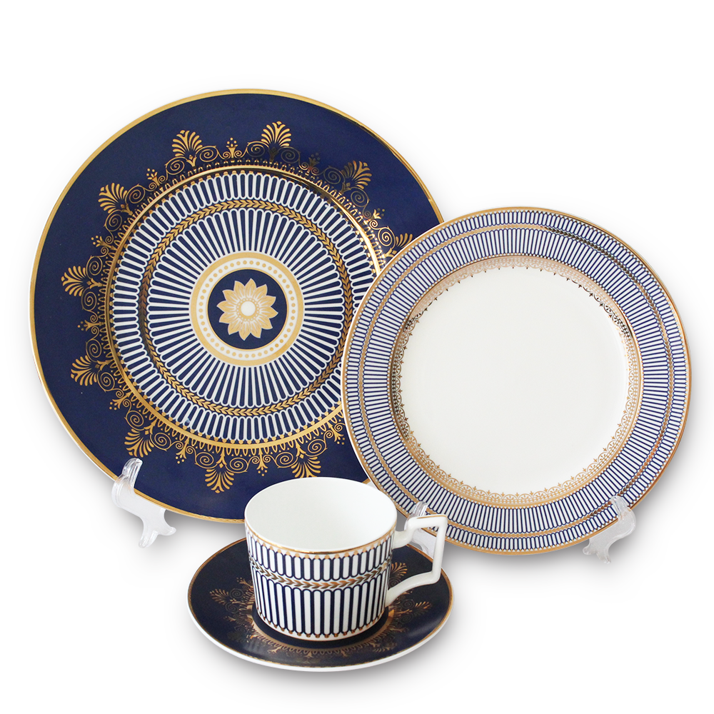 Good quality royal pakistani porcelain dinner set