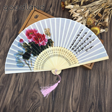frame for picture chinese traditional bamboo hand held fans, folding hand fans ribs