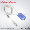 usb2.0 to db9pin female rs232 serial cable driver