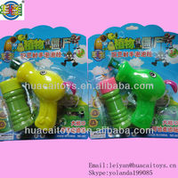peashooter bubble gun,bubble maker ,soap bubble blower