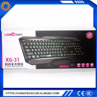 China wholesale market computer high quality wired keyboard and mouse