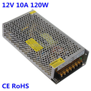 CCTV Camera DVR Regulated Switching Power Supply DC 12V LED Power Supply Adapter
