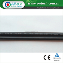 Pv Cable PV1-F 2*4mm2 xlpe insulated power cable