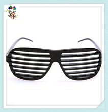 Fun Party Novelty Club Aviator Fancy Dress Shutter Shades Glasses HPC-0645