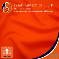 EYSAN For Sportwear Wick Away 100% Polyester Double Knit Fabric