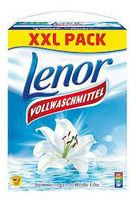LENOR Washing Powder + Lenor 1,2L Gratis