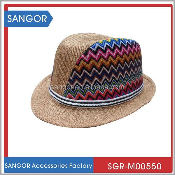 Best designer flat top fedora hat