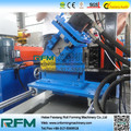 FX aluminum bar grating rollformer machine