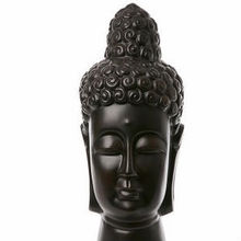 NA34087 Buddha Resin Sculpture for Home Decor