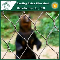 wire mesh stainless steel cages for rabbits steel fence