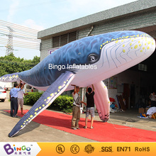 Hot inflatable humpback whale for sale