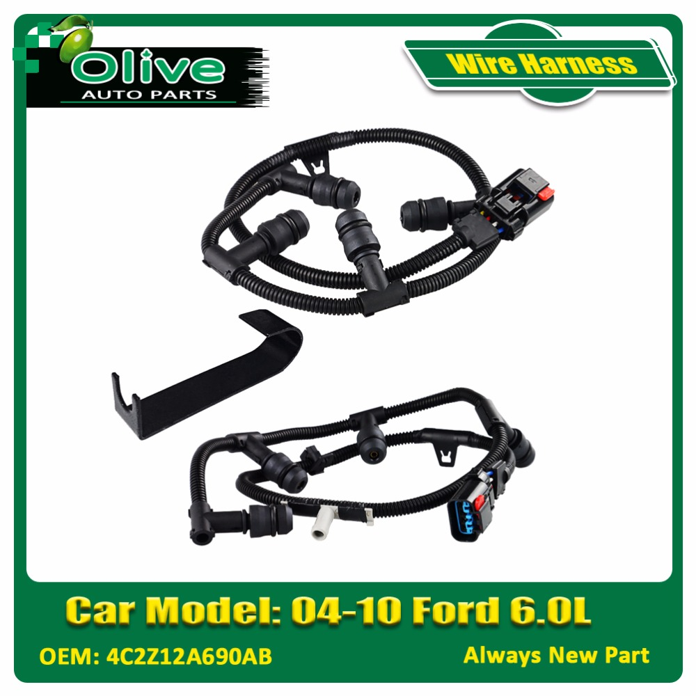 List Manufacturers Of Glow Plug Wiring Harness Buy Car Diesel For 2004 2010 Ford Pickup Truck Van Excursion 60l