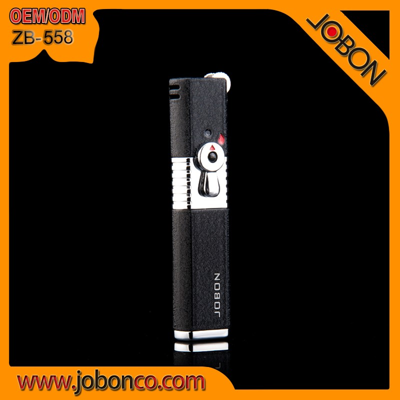 jobon factory supply best expensive lighters with open flame lighter