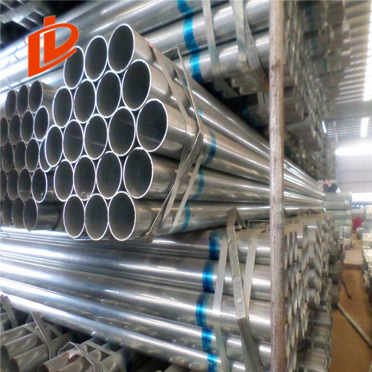 green house pre-galvanized pipe for architecture ! cs galvanized steel pipe