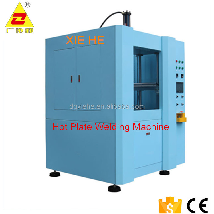 Hot plate plastic welding machine for auto bumper/welding machine make in China