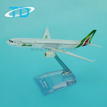 A330-200 16cm Italy Air diecast scale model airplane
