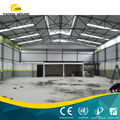 Sandwich Panel Warehouse In Brazil