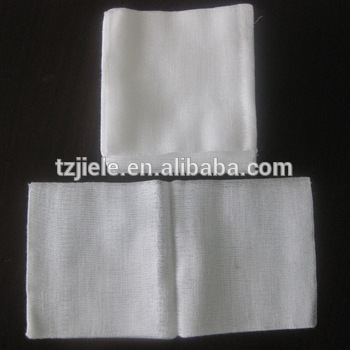 would care dressing cotton non sterile gauze sponge