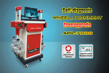 APL-7900 Car laser bluetooth wheel alignment machine