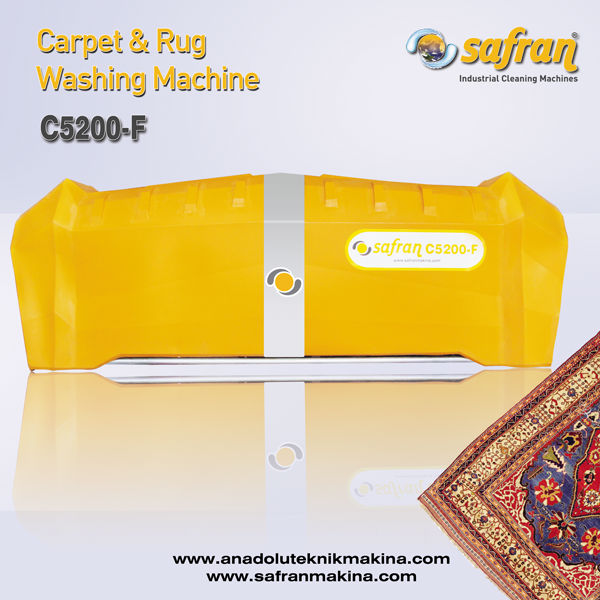 Automatic Carpet Rug Washing Machine