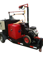 350L hot melting tank honda GX270 road crack sealing machine