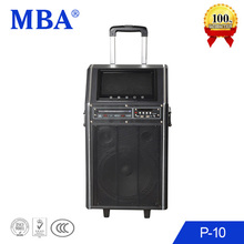 2014 Professional speaker subwoofer with LCD Screen/DVD player/KARAOK system/Game input