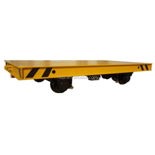 steel mill 12ton electric cable drum coil transporters