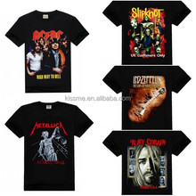 Rock music band t shirts,hip hop clothing,hip hop t-shirt