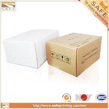 Strict production Various High quality wood grain cardboard box