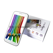 5.0inch dual camera phone voice changer cell phones