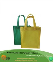 Shopping non woven eco green friendly reusable tote bag