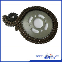 SCL-2012120118 Motorcycle Chain Spare Parts For PULSAR 135