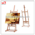 in stock 55x55x171(237)cm small beech wood studio easel