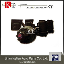 Allemand style air sacs suspension kits