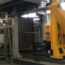 extrusion plastic water tank blow molding machine