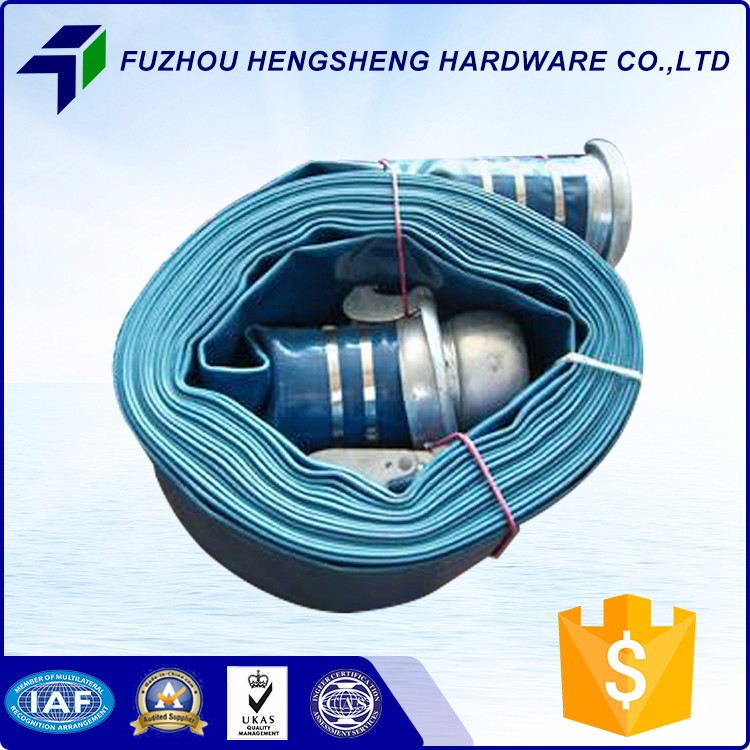 Hot sale competitive hammerhead lay flat hose