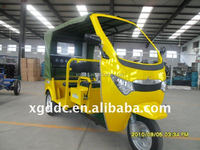 Electric Tricycle for Passenger --- Taxi