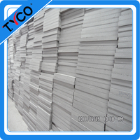 waterproof expandable polystyrene eps foam roof insulation