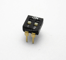 through hole dip switch, dip switch, toggle switch