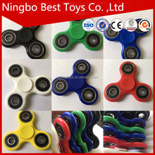 hot sale 2017 cheapest ABS fidget wind led hand spinner