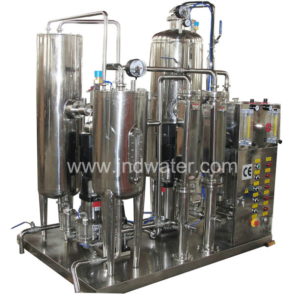 Automatic Carbonated Drink CO2 Mixer