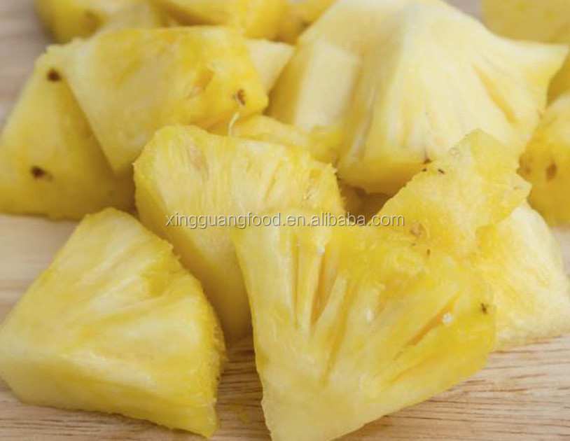 Canned Pineapple Sliced/chunk/tidbits/ pieces/crushed