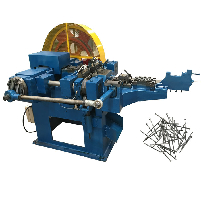 Top Quality automatic steel common wire nail making machine price With Long-term Service