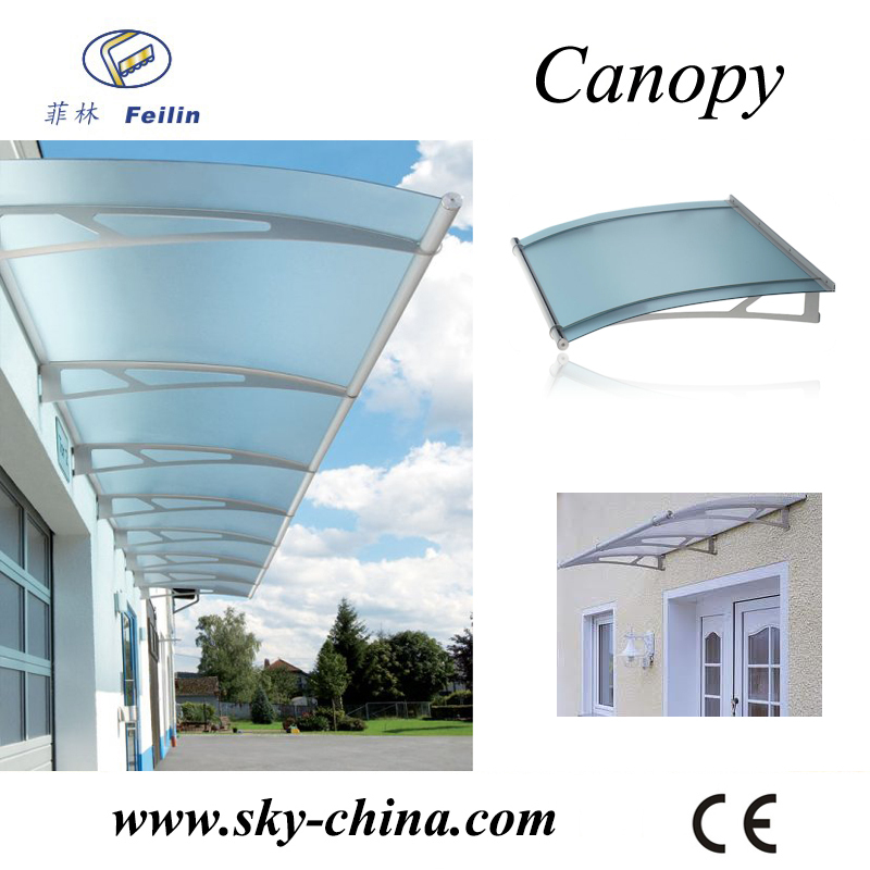 outdoor pvc canopies for window canopy
