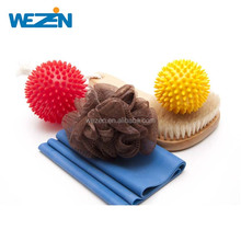 5-7cm mini size body care rubber foot massage mat yoga exercise ball