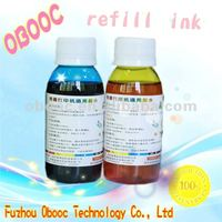 100ml Scartch Resistance Refill Dye Ink for Epson/Canon/HP Printer
