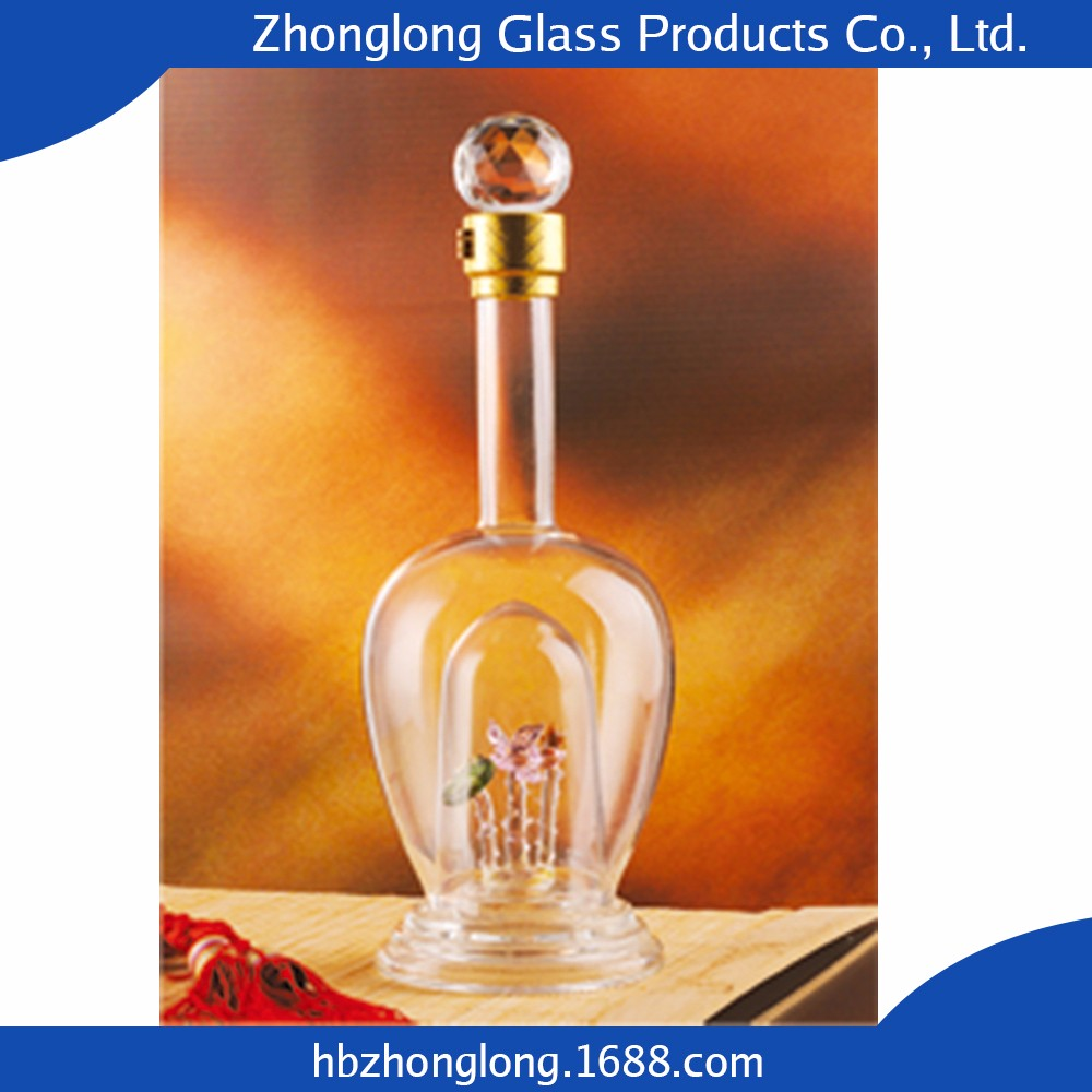 Top Quality Best Price OEM Accepted 1.5 Liter Glass Bottle
